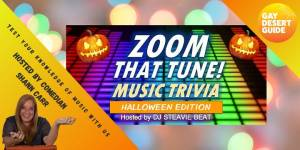 Zoom That Tune HALLOWEEN Edition - The Virtual Game Show