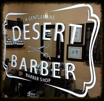 Desert Barber