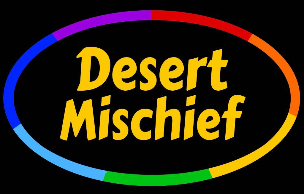 Desert Mischief Logo