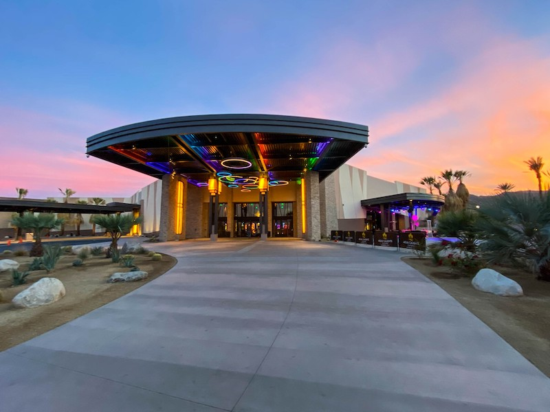 Agua Caliente Cathedral City Casino
