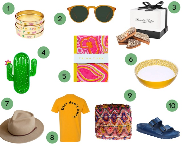 2020 Gift Guide Holiday Greater Palm Springs
