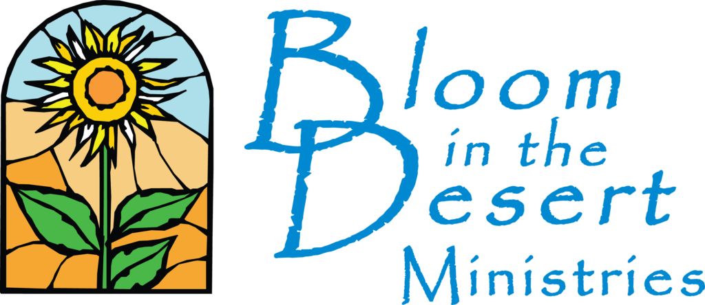 Bloom in the Desert Ministries