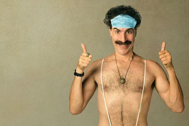 Borat 2020