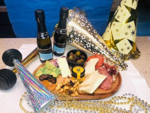 Brothers Desert Gourmet NYE 2020 Meal