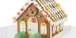 Gingerbread House BBB