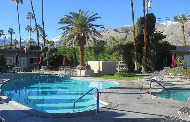Palm springs gay resort guide