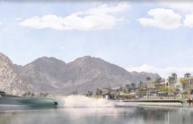 Kelly Slater Surf Resort