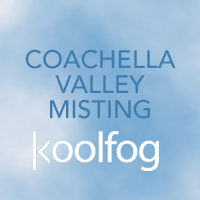 Coachella Valley Misting Koolfog