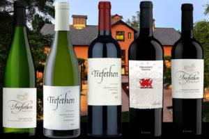 Trefethen Family Vineyards Bouschet