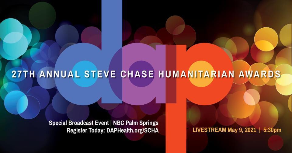 2021 DAP Chase Humanitarian Awards Cover