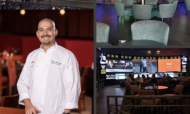 Agua Caliente Cathedral City Executive Chef Julian Gonzalez Cruz