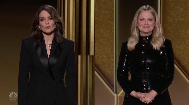Amy Tina Golden Globes 2021