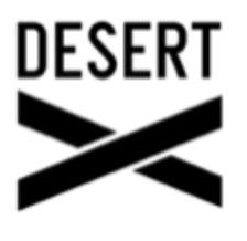Desert X Logo Square