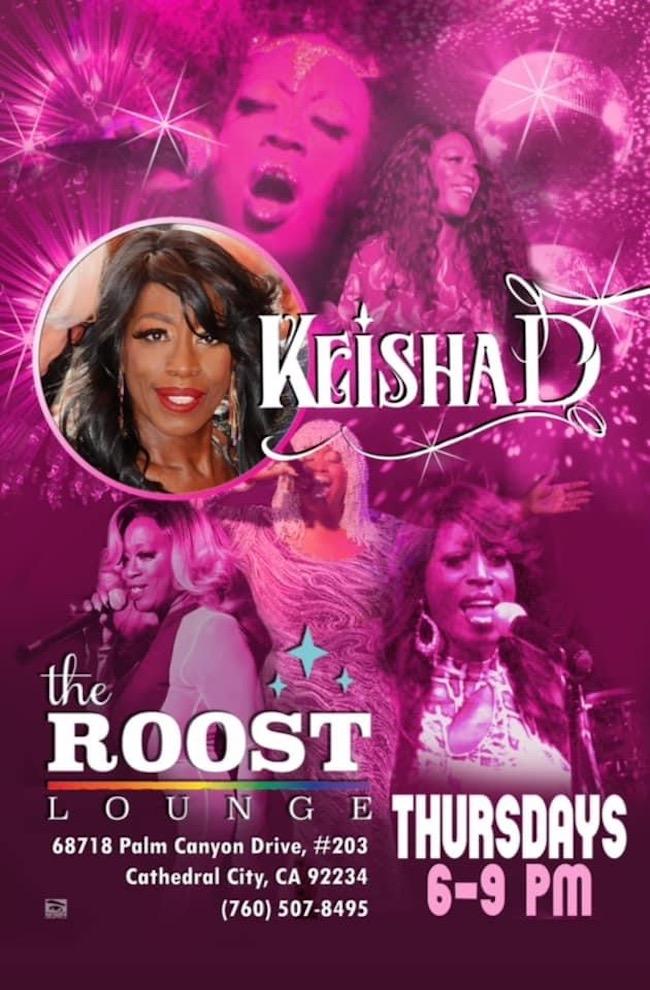 Keisha D Thursdays