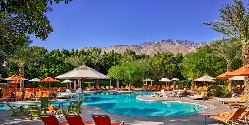 Margaritaville Resort Palm Springs Pool