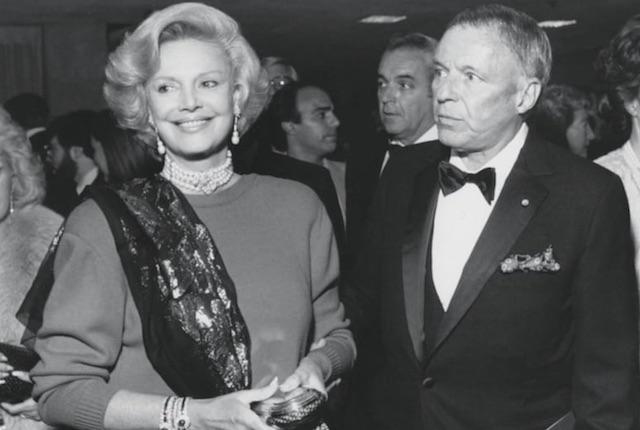 Barbara Frank Sinatra