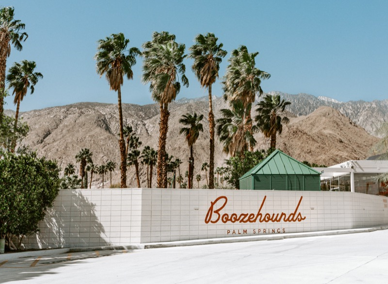 Boozehounds Palm Springs