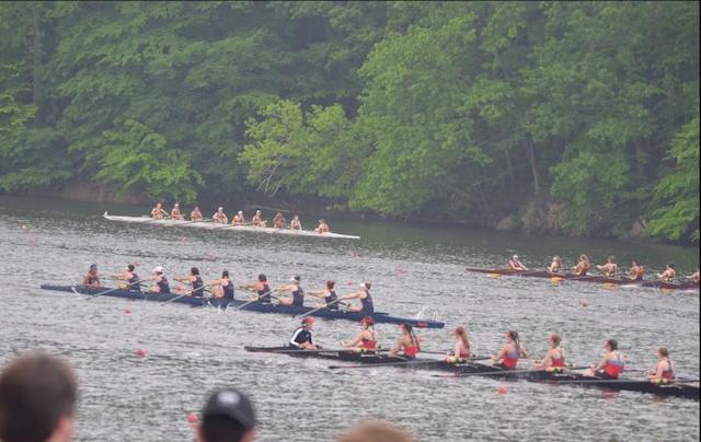 High School Rowing Potomac