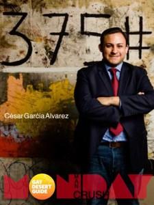 MCM César García-Alvarez Cover