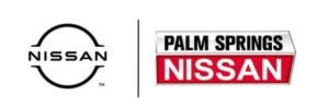 Palm Springs Nissan Logo 2