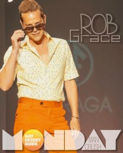 Rob Grace MCM Cover