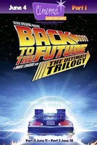 Cinema Under Stars Back to the Future June 4