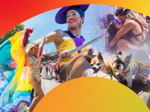 LA Pride 2021 Thrive Crop