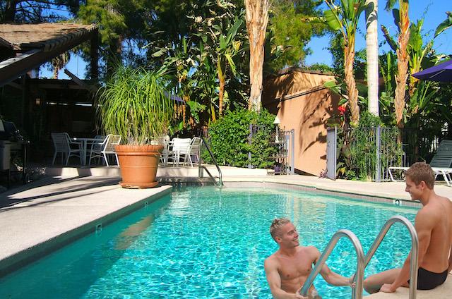 Triangle Inn Pool
