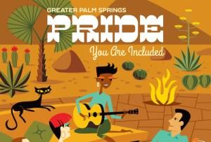 Palm Springs Pride 2021 Poster CROP