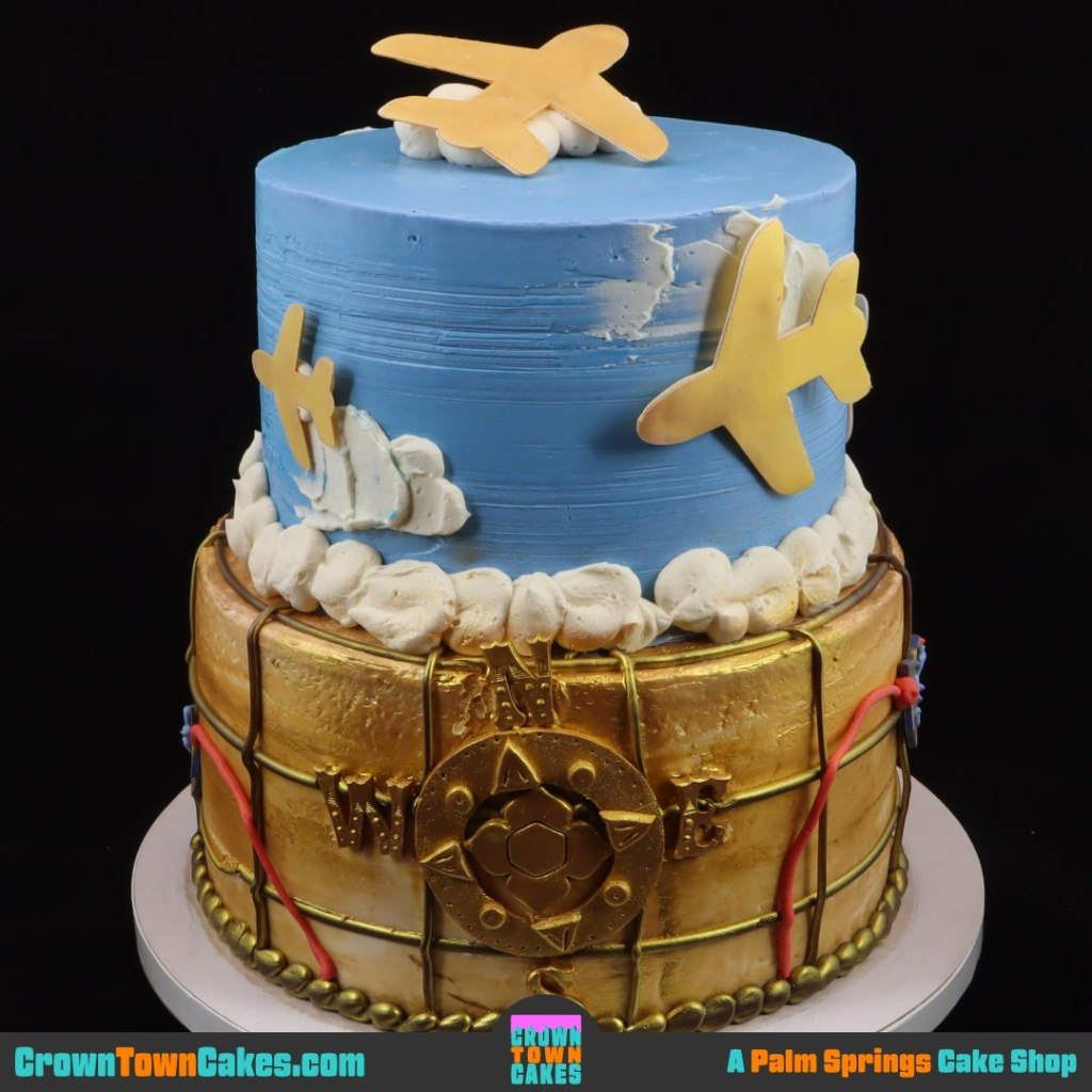 Crown Town Cakes
