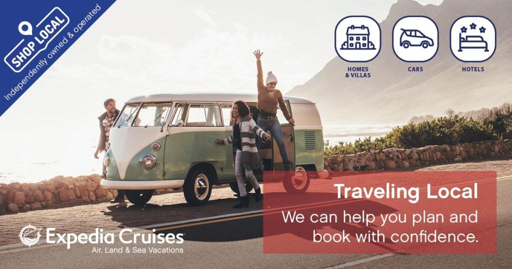Expedia Cruises Air, Land & Sea Vacations