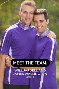 James & Will GayDesertGuide.LGBT Amazing Race