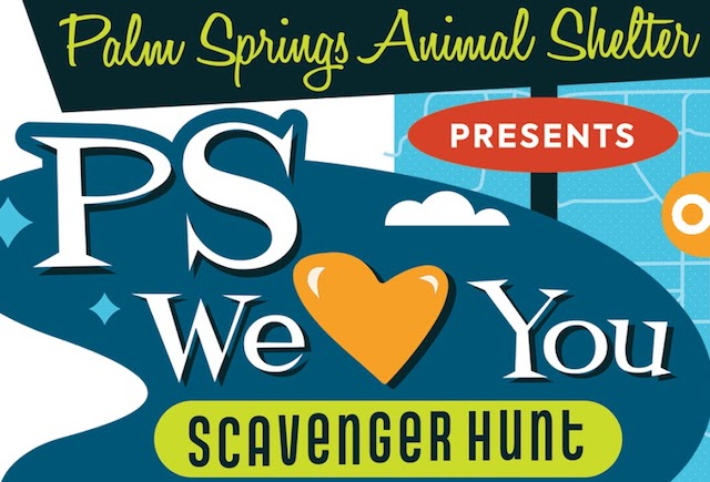 PS Animal Shelter Scavenger Hunt 2021