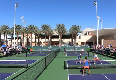National Pickleball Tournament 2020.Pickleball Championships Sets Up Shop At The Tennis Garden