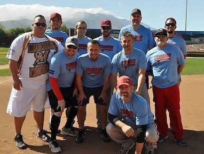 Palm springs gay softball
