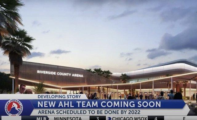 AHL Team Coming Soon