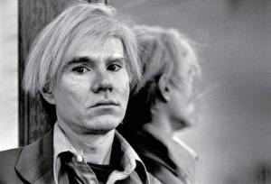 Andy Warhol by Michael Childers