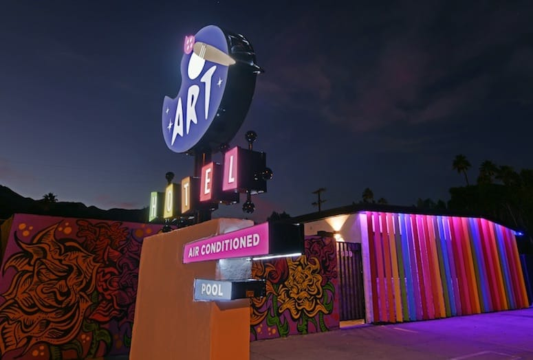 Art Hotel Palm Springs
