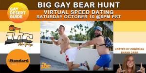Big Gay Bear Hunt Oct 10 2020