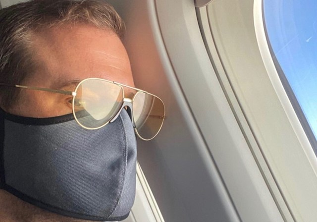 Brian Kelly Air Travel Post Covid