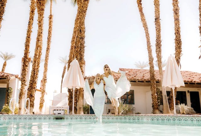 Brides La Quinta Resort