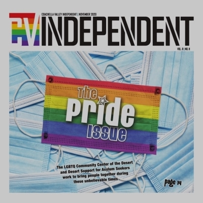 CV Independent Pride Issue 2020 Cover