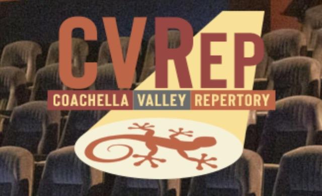 CVRep Logo Theatre Background