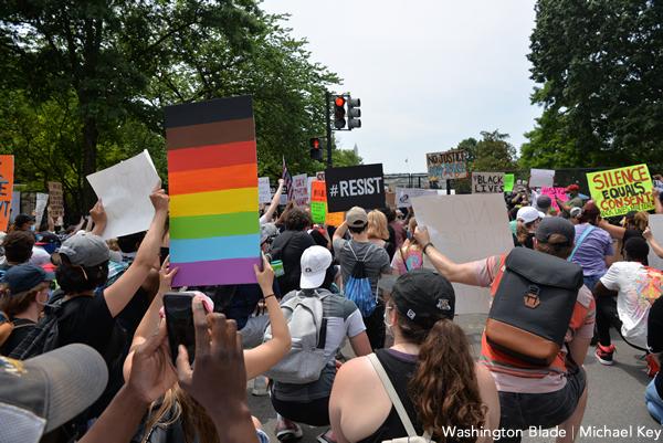 Capital Pride BLM