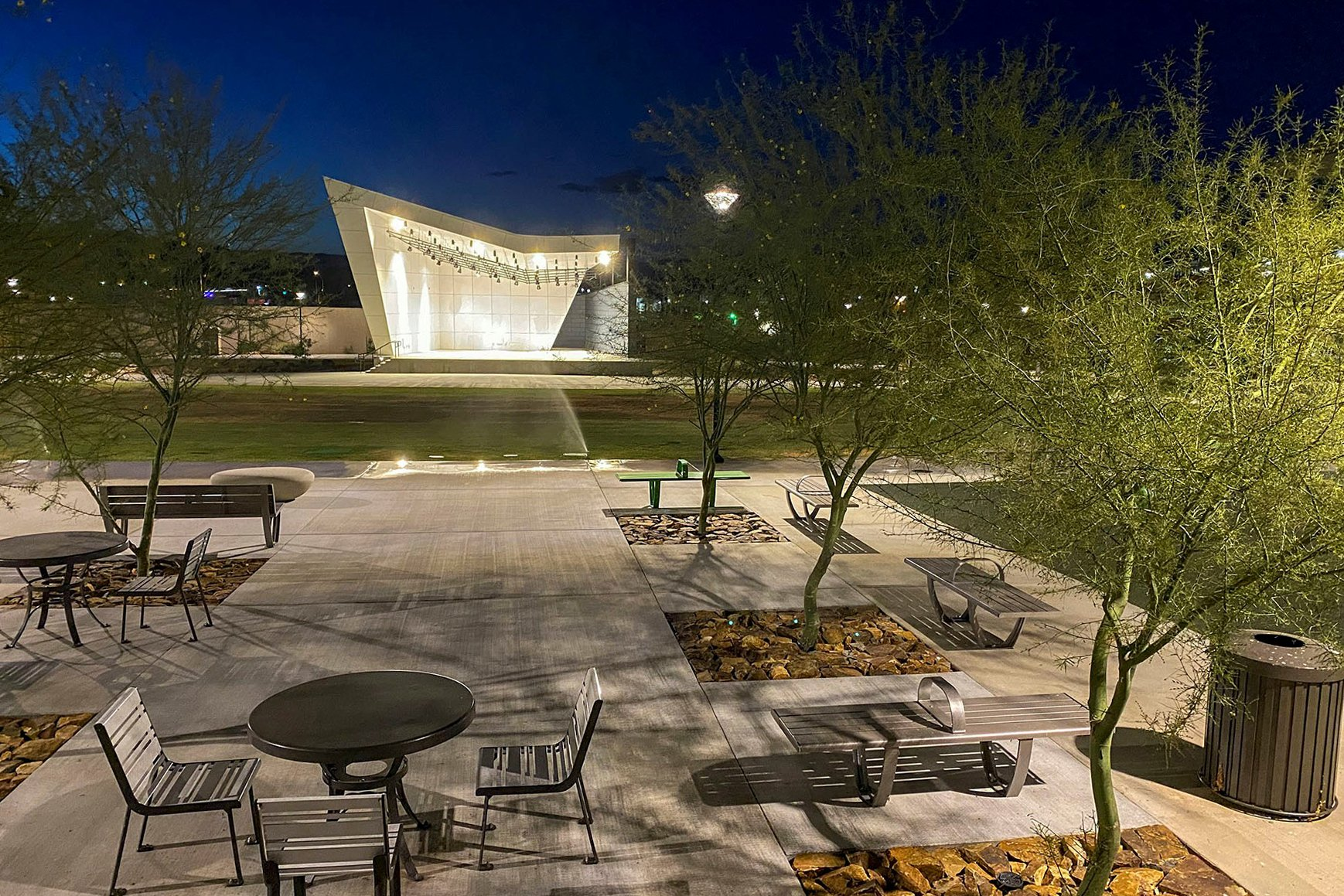 Cathedral City Community Amphitheater