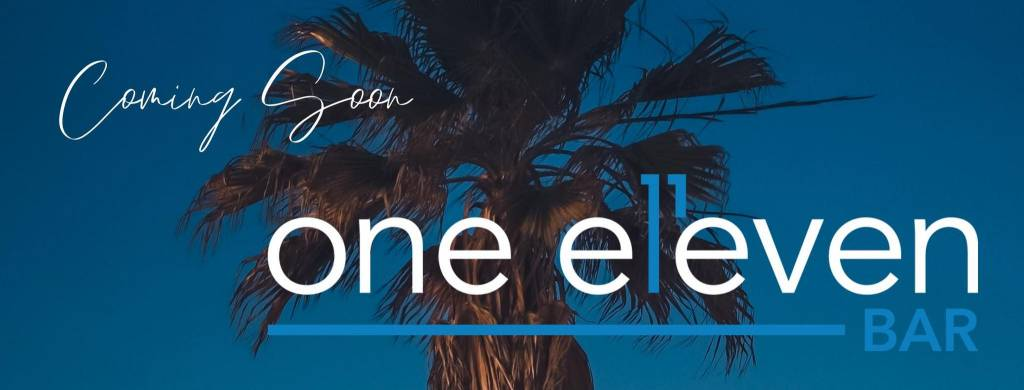 Coming Soon One Eleven Bar