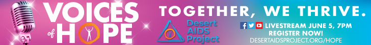 Desert Aids Project Voices of Hope