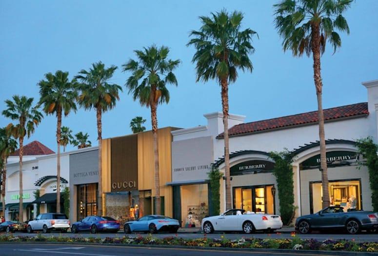 El Paseo Shopping Luxury Retail