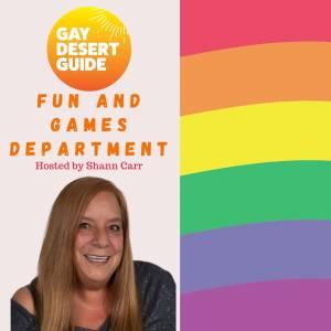 GDG Fun Games Dept Shann Carr