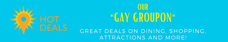 HOT DEALS GayDesertGuide.LGBT